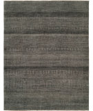 RugStudio presents Shalom Brothers Illusions Ill-21 Grey/Charcoal Hand-Knotted, Best Quality Area Rug