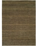 RugStudio presents Shalom Brothers Illusions Ill-24 Charcoal/Gold Hand-Knotted, Best Quality Area Rug