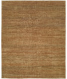 RugStudio presents Shalom Brothers Illusions Ill-6 Gold/Green Hand-Knotted, Best Quality Area Rug