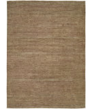 RugStudio presents Shalom Brothers Illusions Ill-9 Lt. Brown/Brown Hand-Knotted, Best Quality Area Rug