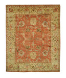 RugStudio presents Shalom Brothers Jules Serapi Js-435 Antique Wash Finish Hand-Knotted, Best Quality Area Rug