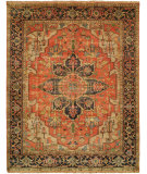 RugStudio presents Shalom Brothers Jules Serapi Js-454 Antique Wash Finish Hand-Knotted, Best Quality Area Rug