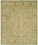 RugStudio presents Shalom Brothers Oushak Ou-19 Antique Wash Finish Hand-Knotted, Best Quality Area Rug