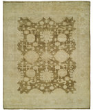 RugStudio presents Shalom Brothers Oushak Ou-20 Antique Wash Finish Hand-Knotted, Best Quality Area Rug