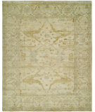 RugStudio presents Shalom Brothers Oushak Ou-29 Antique Wash Finish Hand-Knotted, Best Quality Area Rug