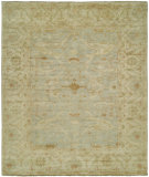 RugStudio presents Shalom Brothers Oushak Ou-30 Antique Wash Finish Hand-Knotted, Best Quality Area Rug