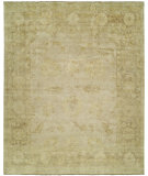 RugStudio presents Shalom Brothers Oushak Ou-33 Antique Wash Finish Hand-Knotted, Best Quality Area Rug