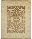 RugStudio presents Shalom Brothers Oushak Ou-52 Antique Wash Finish Hand-Knotted, Best Quality Area Rug