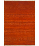 RugStudio presents Shalom Brothers Sunrise Sun-1025 Rust Hand-Knotted, Best Quality Area Rug