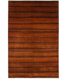 RugStudio presents Shalom Brothers Sunrise Sun-4005 Copper Hand-Knotted, Best Quality Area Rug
