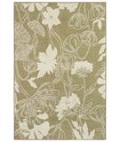 RugStudio presents Shaw Tranquility Amina Green 00300 Machine Woven, Better Quality Area Rug