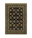 RugStudio presents Shaw Century Lenox Onyx 03500 Machine Woven, Better Quality Area Rug
