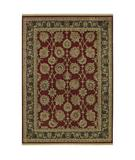 RugStudio presents Shaw Century Lenox Scarlet 03800 Machine Woven, Better Quality Area Rug