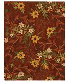 RugStudio presents Shaw Loft Chandy Brick 02800 Hand-Tufted, Good Quality Area Rug