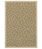 RugStudio presents Shaw Woven Expressions Gold City Block Ivory 15105 Machine Woven, Better Quality Area Rug
