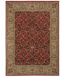RugStudio presents Shaw Tommy Bahama Home-Nylon Havana Bay Cranberry 46800 Machine Woven, Good Quality Area Rug