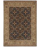 RugStudio presents Shaw Tommy Bahama Home-Nylon Havana Bay Dark Brown 46710 Machine Woven, Good Quality Area Rug