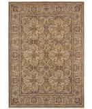RugStudio presents Rugstudio Sample Sale 44513R Gold 46700 Machine Woven, Good Quality Area Rug