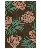 RugStudio presents Shaw Loft Island Breeze Brown 11700 Hand-Tufted, Good Quality Area Rug