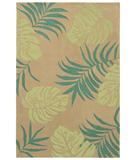 RugStudio presents Shaw Loft Island Breeze Sand 11100 Hand-Tufted, Good Quality Area Rug