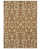 RugStudio presents Shaw Tommy Bahama Home-Nylon Island Lattice Beige 48100 Machine Woven, Good Quality Area Rug