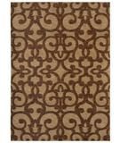RugStudio presents Shaw Tommy Bahama Home-Nylon Island Lattice Gold 48700 Machine Woven, Good Quality Area Rug