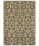RugStudio presents Shaw Tommy Bahama Home-Nylon Island Lattice Ocean 48600 Machine Woven, Good Quality Area Rug
