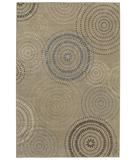RugStudio presents Shaw Tranquility Jules Taupe 01710 Machine Woven, Better Quality Area Rug