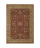 RugStudio presents Shaw Stonegate Amir Red - 12800 Machine Woven, Best Quality Area Rug