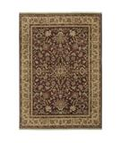 RugStudio presents Shaw Stonegate Amir Brown - 12700 Machine Woven, Best Quality Area Rug