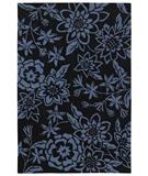 RugStudio presents Shaw Loft Lillian Navy 15410 Hand-Tufted, Good Quality Area Rug