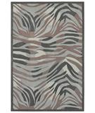 RugStudio presents Shaw Loft Midnight Savanna Grey 09510 Hand-Tufted, Good Quality Area Rug