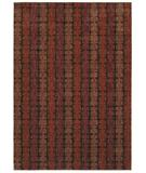 RugStudio presents Shaw Angela Adams Modern Comfort Morgan Dark Multi 13710 Machine Woven, Good Quality Area Rug