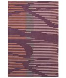 RugStudio presents Shaw Loft Neo Purple 01900 Hand-Tufted, Good Quality Area Rug