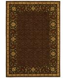 RugStudio presents Shaw Stonegate Edenbury Brown - 24700 Machine Woven, Good Quality Area Rug