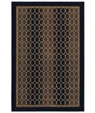 RugStudio presents Shaw Woven Expressions Gold Soho Ebony 18500 Machine Woven, Better Quality Area Rug