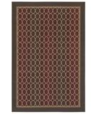 RugStudio presents Shaw Woven Expressions Gold Soho Ruby 18805 Machine Woven, Better Quality Area Rug