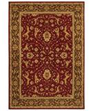 RugStudio presents Shaw Stonegate Wakefield Red - 23800 Machine Woven, Good Quality Area Rug