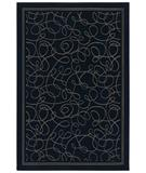 RugStudio presents Shaw Woven Expressions Gold Symphony Ebony 19500 Machine Woven, Better Quality Area Rug