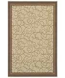 RugStudio presents Shaw Woven Expressions Gold Symphony Ivory-Ebony 19150 Machine Woven, Better Quality Area Rug