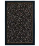 RugStudio presents Shaw Woven Expressions Gold Versailles Ebony 13500 Machine Woven, Better Quality Area Rug