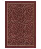 RugStudio presents Shaw Woven Expressions Gold Versailles Garnet 13800 Machine Woven, Better Quality Area Rug
