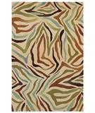 RugStudio presents Shaw Loft Zara Multi 10440 Hand-Tufted, Good Quality Area Rug