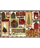 RugStudio presents Shaw Holidays Holiday Mix 3P173-00117 Machine Woven, Good Quality Area Rug