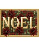 RugStudio presents Shaw Holidays Noel 3P173-00105 Machine Woven, Good Quality Area Rug