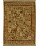 RugStudio presents Shaw Heirlooms Garden Baktiari Gold 01700 Machine Woven, Best Quality Area Rug