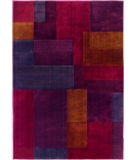 RugStudio presents Shaw Impressions Lucidity Red 20800 Machine Woven, Best Quality Area Rug
