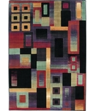 RugStudio presents Shaw Impressions Vision Multi 23440 Machine Woven, Best Quality Area Rug