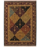 RugStudio presents Shaw Classic Style Artesia Multi - 28440 Machine Woven, Better Quality Area Rug