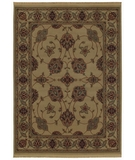 RugStudio presents Shaw Classic Style Palas Natural - 29100 Machine Woven, Better Quality Area Rug